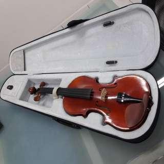 Scott Cao & ShangChi Guan 7/8 violin