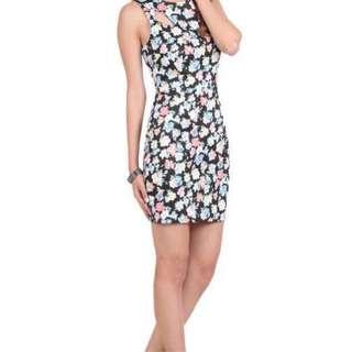 Ohvola flavia floral dress