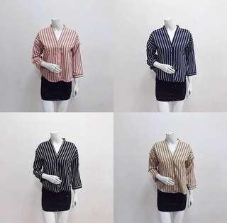 Blouse/Steffi blouse