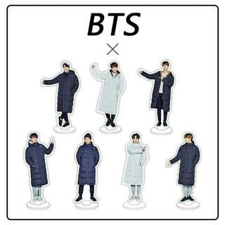 BTS Arcylic Real Stand ! (Ready Stock)