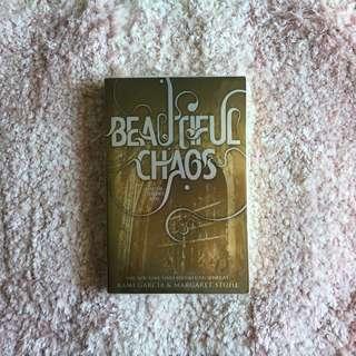 Beautiful Chaos – Kami Garcia