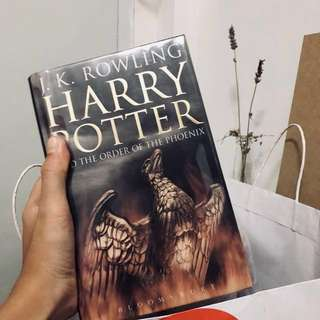 Harry Potter and the order of Phoenix