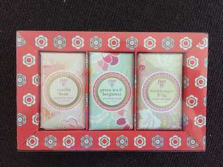 BRAND NEW 3x Scented Soap