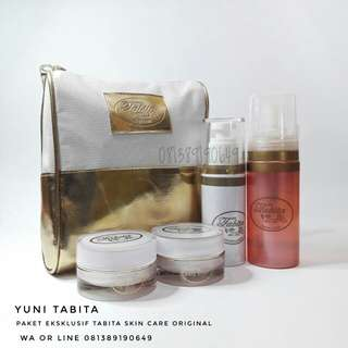 Cream Tabita bikin glowing loh
