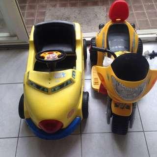 🚚 中古 小小孩專用電動機車
