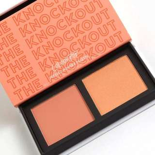 COLOURPOP Knockout Pressed Powder Palette
