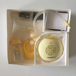 Medela Swing Single Electric Breast Pump (2 for RM700)