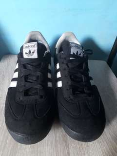 Sepatu Adidas Original 100% Casual Dragon Black