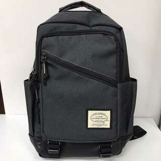LATIF BACKPACK WITH MINI LAPTOP POUCH