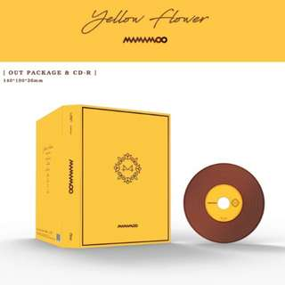 [PO] Mamamoo - Yellow Flower 6th Mini Album