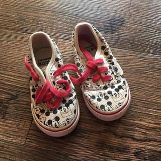 Vans x Mickey for Little Boys