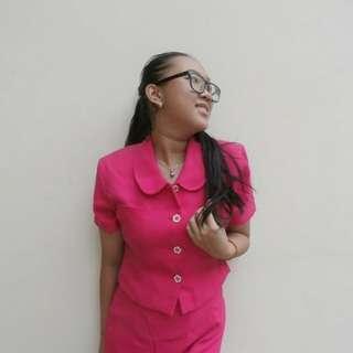 Set Marien Pink