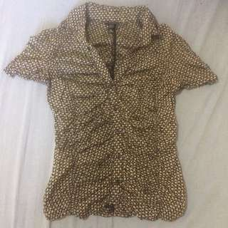 MNG blouse