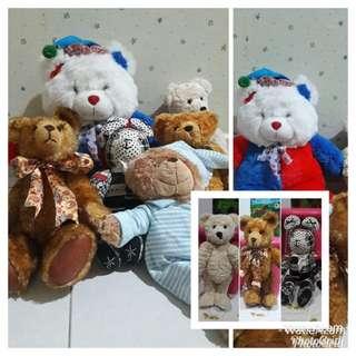 Soft Toys | Set Bears