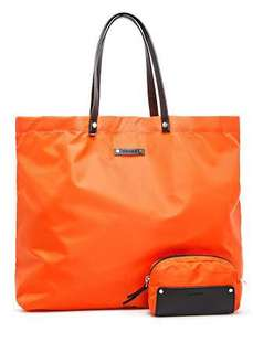 Mango Foldable Nylon Shopper Bag & Wallet FREE SHIPPING