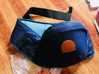 Hip seat carrier (navyblue)