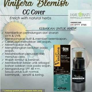 Vinifera Blemish CC Cover