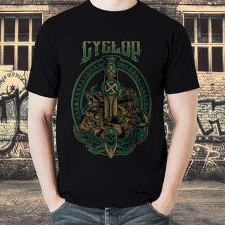 Baju Kaos Distro Secret Societies T-Shirt Cotton Bamboo