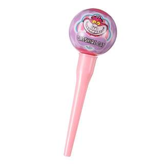 Japan Disneystore Disney Store Cheshire Cat Candy type POP & CUTE Lip Gloss