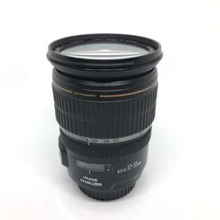 CANON 17-55mm f2.8 IS EFS EF-S