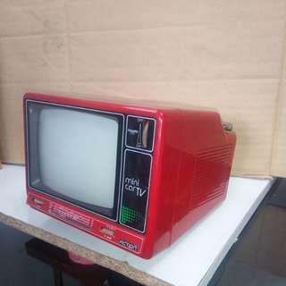 5寸映像管黑白電視機(老件)