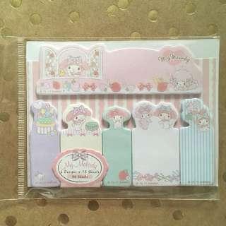 Sanrio My Melody Sticky Notes