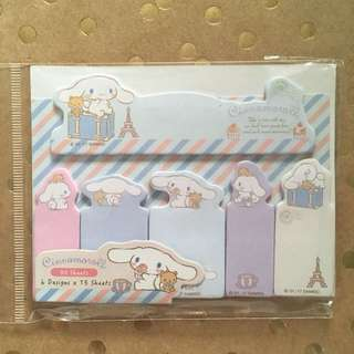 Sanrio Cinnamoroll Sticky Notes