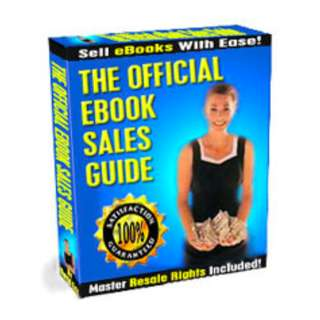The Official eBook Sales Guide eBook