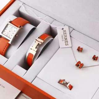 Hermes 5 in 1 compalet set box high quality