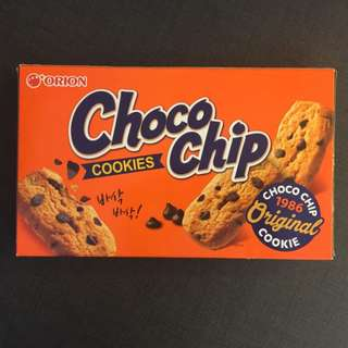 ORION Choco Chip Cookies