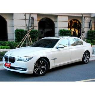 2011年出廠12年領牌 BMW 730LD 總代理 3.0柴油渦輪