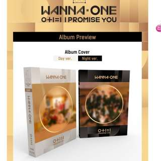 [PO] Wanna One 0+1 1 I Promise You 2nd Mini Album
