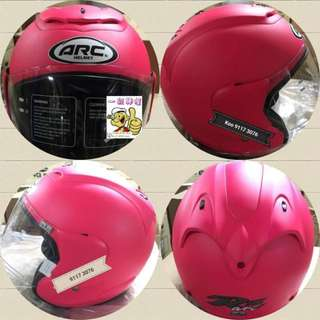 2802***ARC Ritz Helmet For Sale 😁😁Thanks To All My Buyer Support 🐇🐇 Yamaha, Honda, Suzuki