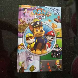 [BN] Paw Patrol little look and find book