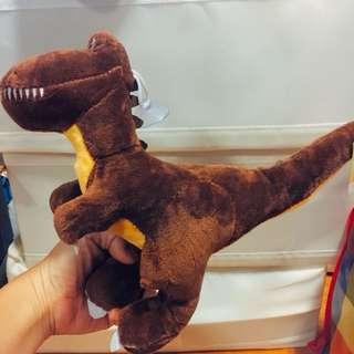 🚚 恐龍 暴龍 娃娃玩偶