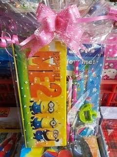 Paket sekolah murah cocok untuk souvenir/ goodie bag