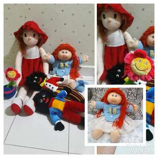 Soft Toys | Set Soft Dolls | CPK