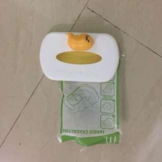 雞蛋哥迷你紙巾盒 平郵不包險或順豐自付。