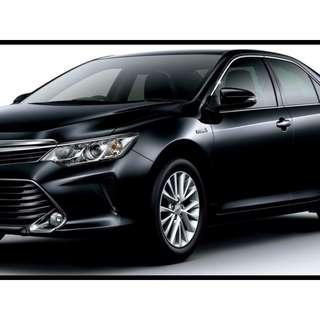 Toyota Camry Hybrid 2.5X