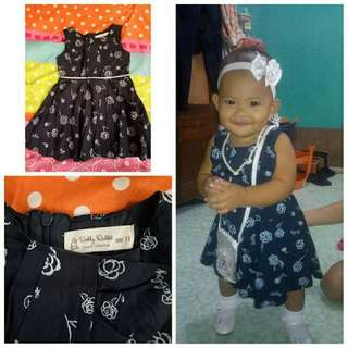 Robby Rabbit dress
