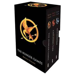 Brand New Hunger Games Trilogy