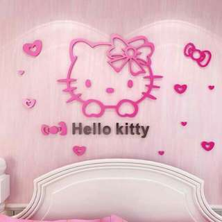 3d self-adhesive wall stickers