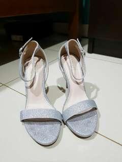 Glitters heels