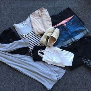 ALL for 20$ Huge set of clothes size 6 - 8
