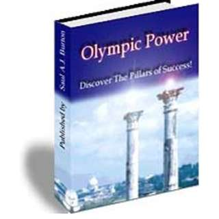 Olympic Power: How To Improve Your Business and Life Quality eBook