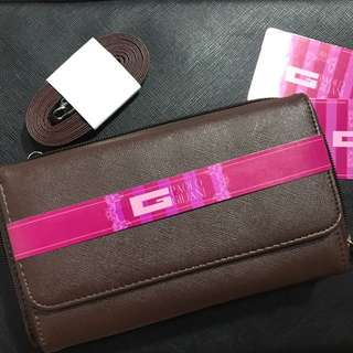 Paolo Giliani Wallet-bag sling