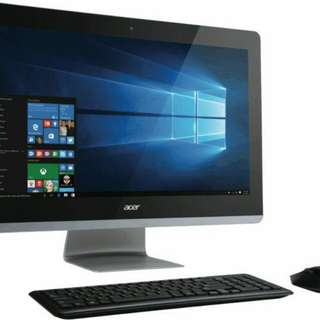 All in one desktop Acer