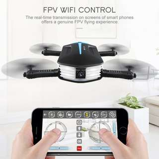 Best Present/Gift!! JJRC Drone Baby Elfie (Free Extra Battery) With Gravity Sensor Mode Quadcopter
