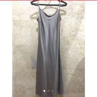Korean Slip Dress (Silky-soft)