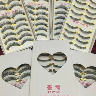 Taiwan High Quality Lashes